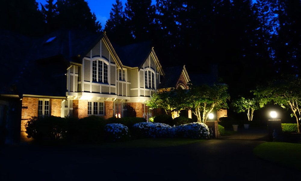 Subtle safety security is easy with seattle led outdoor lighting seattle led safety lighting aloadofball Image collections