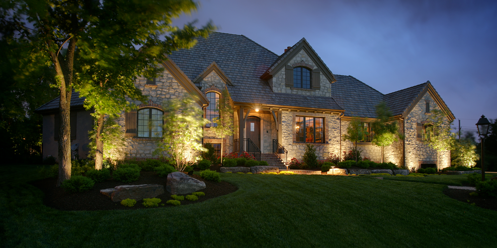 Cayce SC outdoor lighting
