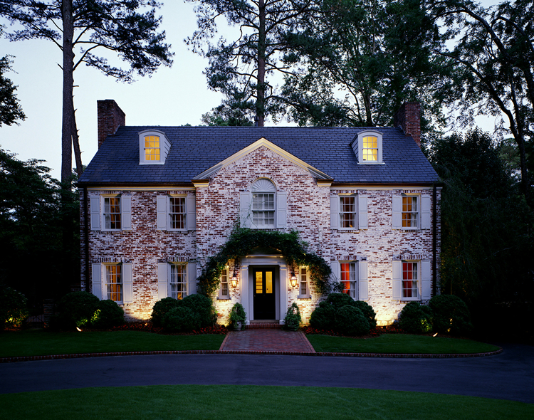 Charlotte outdoor lighting