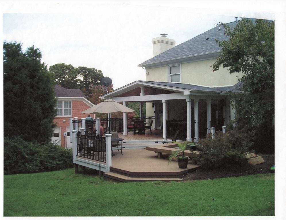 Knoxville screened porches covered porches and front porches for Screened in front porch
