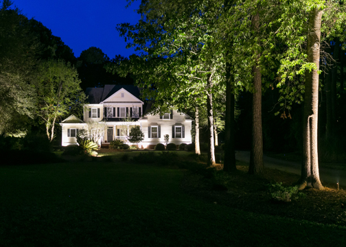 landscape lighting charleston sc