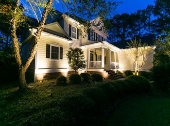 landscape lighting expert Charleston SC