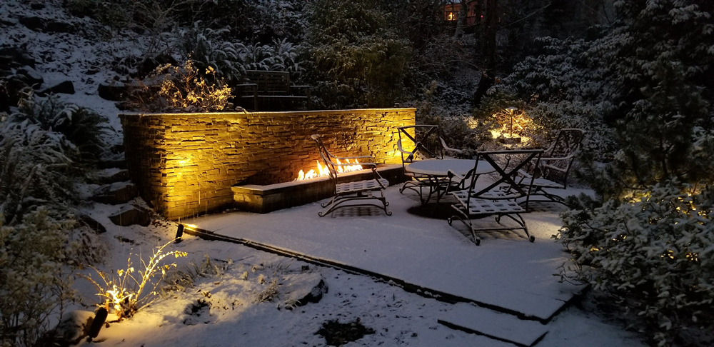 Should I winterize my outdoor lights?