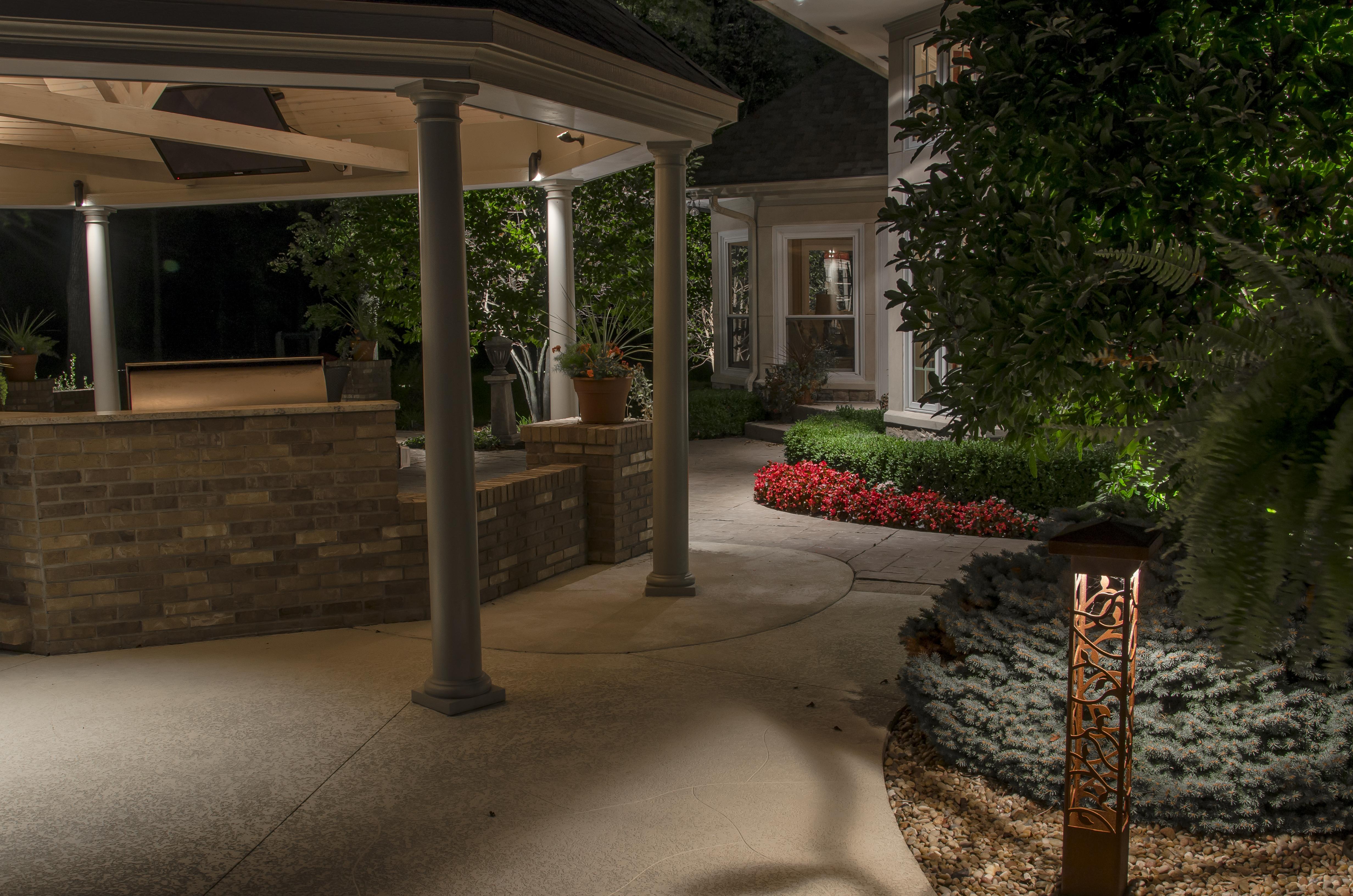 sculpture lights outdoor lighting perspectives
