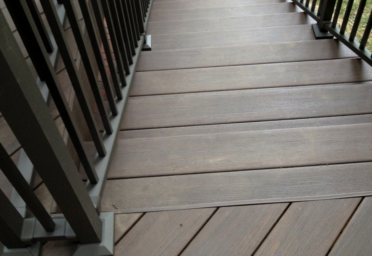 Winston Salem AZEK deck