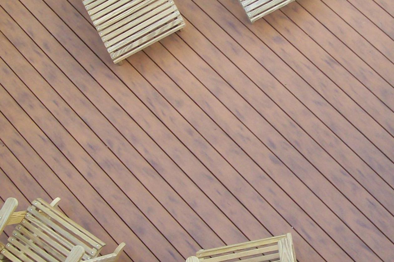 Trex decks builder