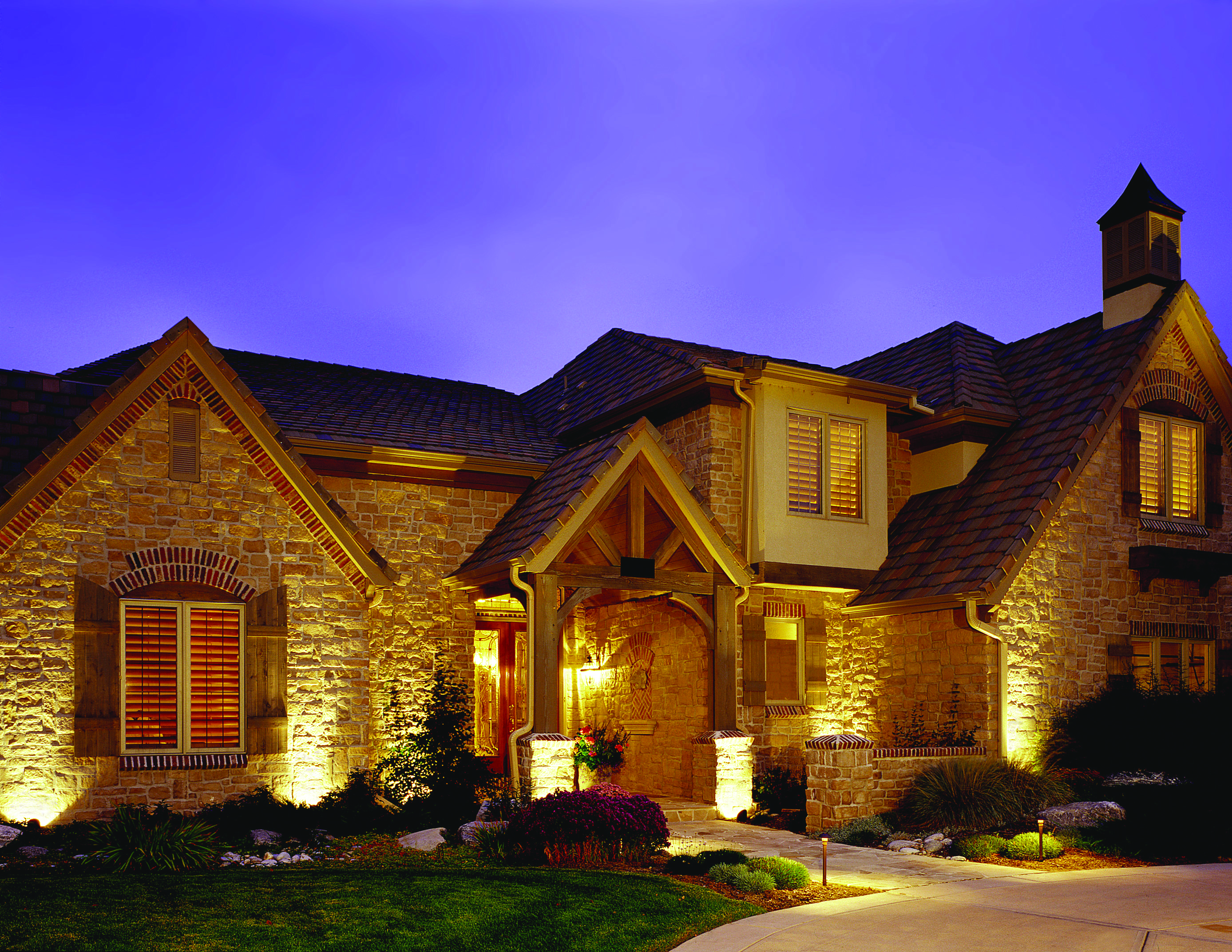 Outdoor Lighting in Fairfax