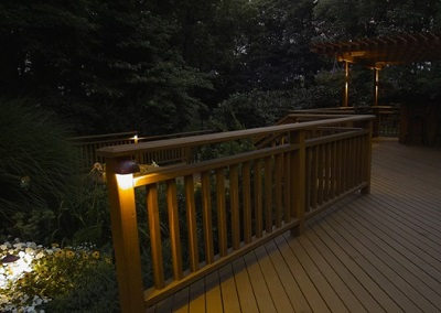 Nashville deck lighting the best lighting statements are made by whispering rather than shouting our philosophy here at outdoor lighting perspectives of nashville is to focus on aloadofball Choice Image