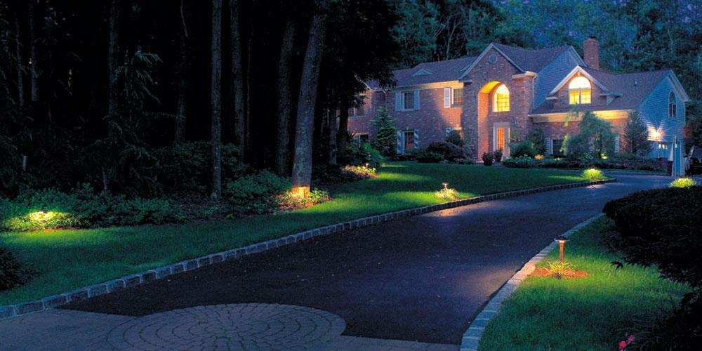 landscape lighting Chesapeake VA
