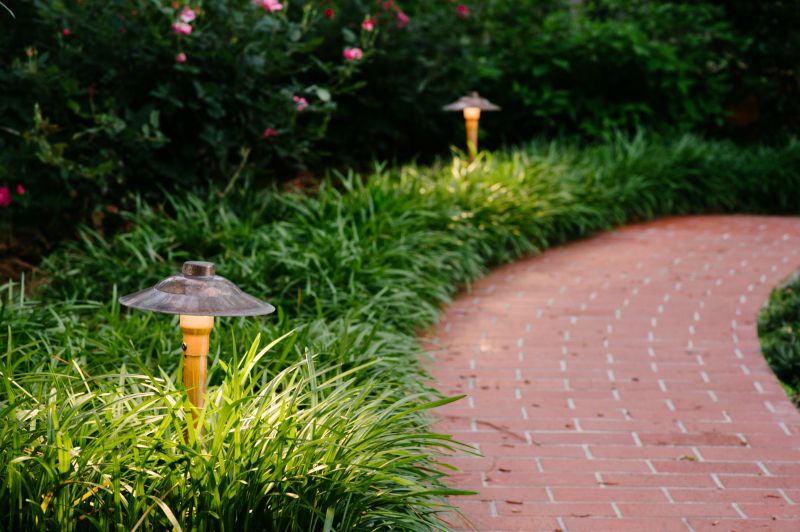 popular path lighting for landscapes