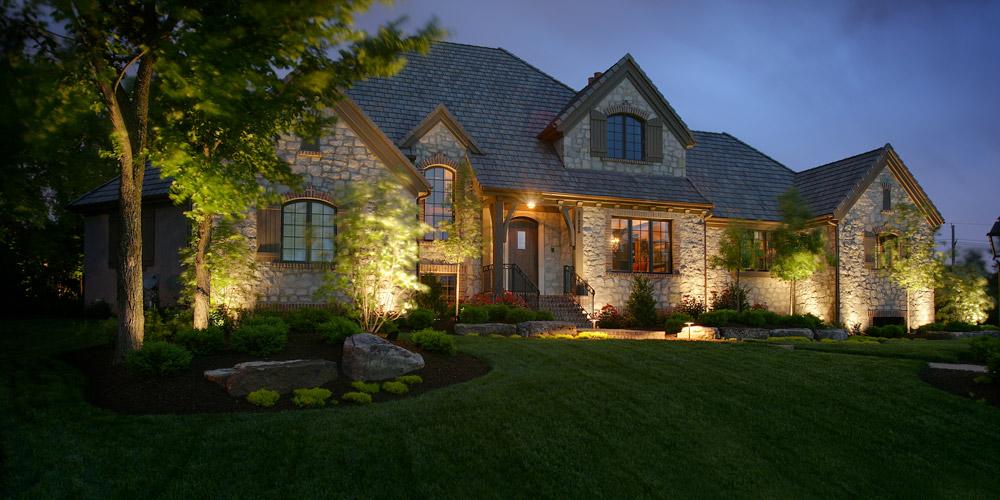 outdoor lighting Mount Pleasant SC