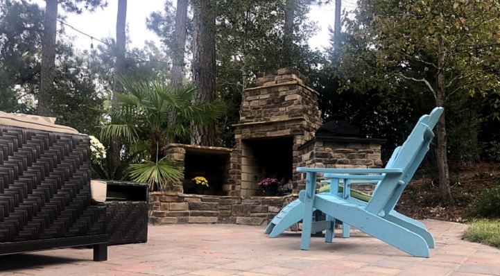 Lake Murray SC Custom Patio and Hardscape Outdoor Living Space by Archadeck of Central SC Thumbnail
