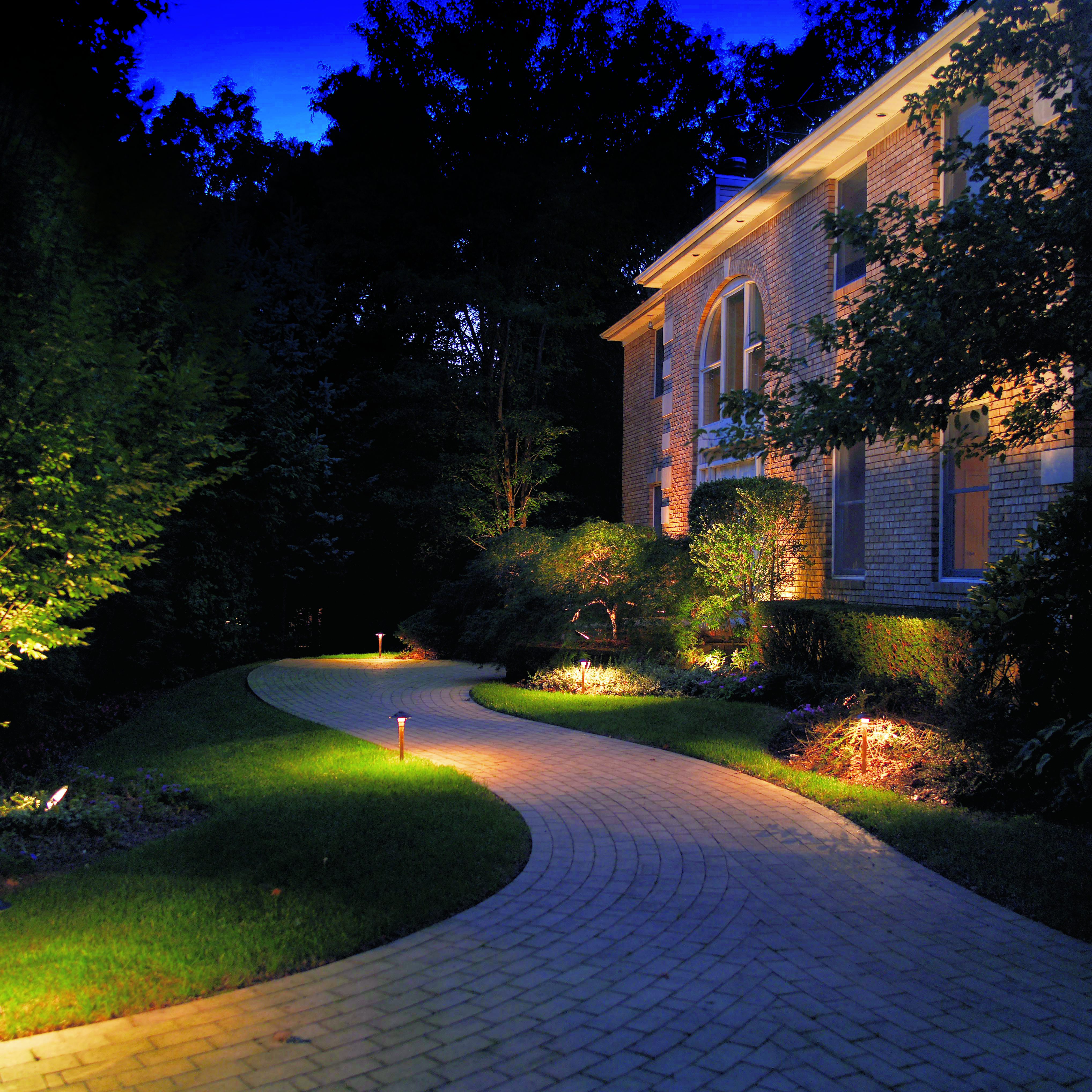 Security Lighting with Outdoor Lighting Perspectives