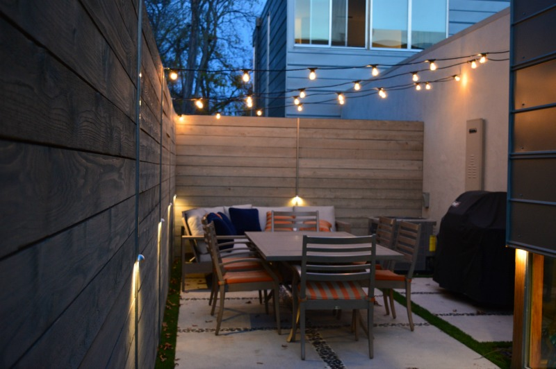 Party Lighting with Outdoor Lighting Perspectives