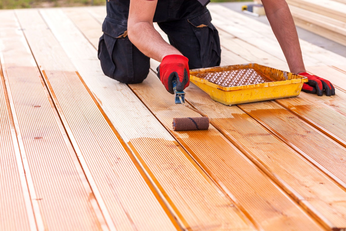 Deck-maintenance-may-require-staining
